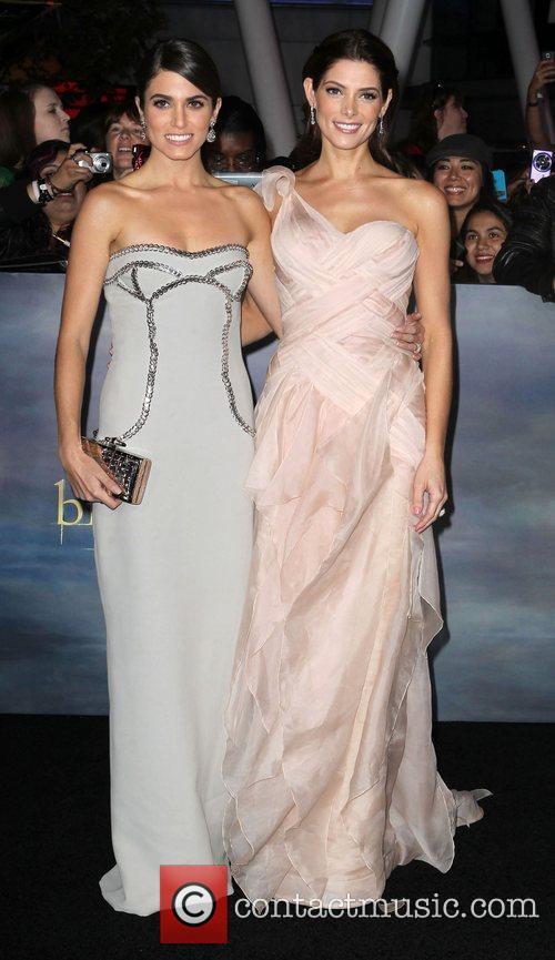 Nikki Reed and Ashley Greene 2