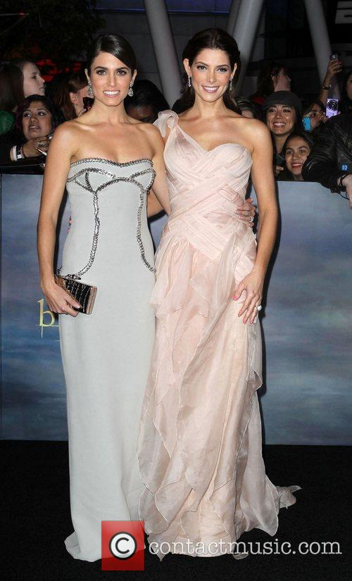 Nikki Reed and Ashley Greene 4