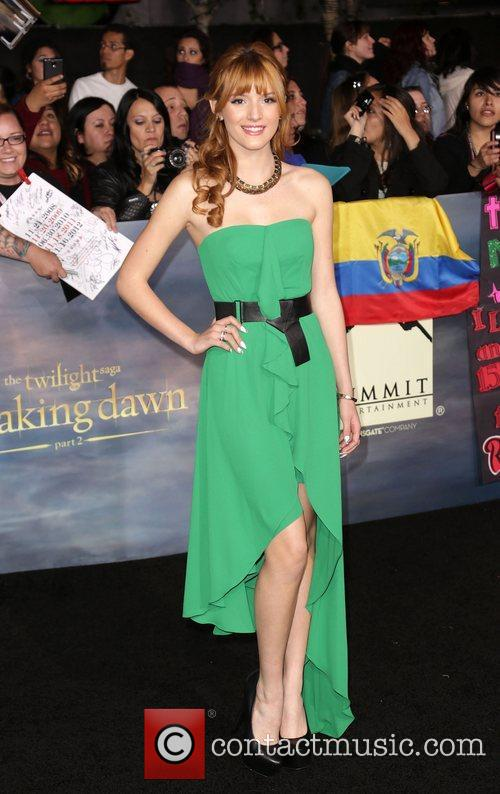 Premiere of Summit Entertainment's 'The Twilight Saga: Breaking...