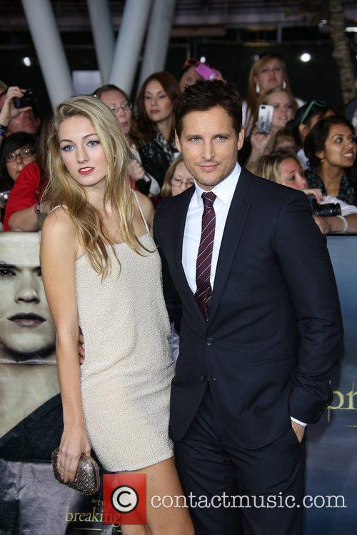 actor peter facinelli and guest the premiere 5949789