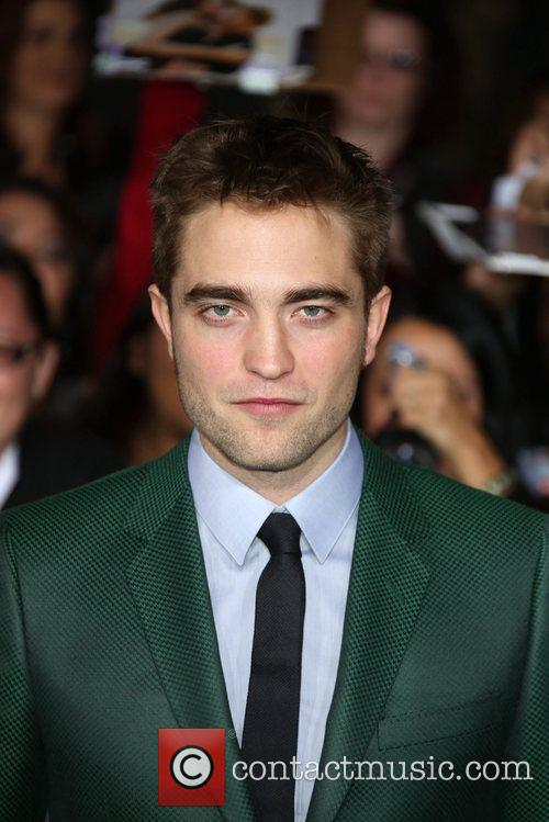 actor robert pattinson the premiere of the 5949813