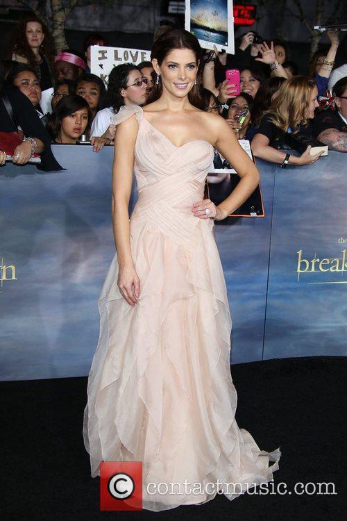 Actress Ashley Greene 2