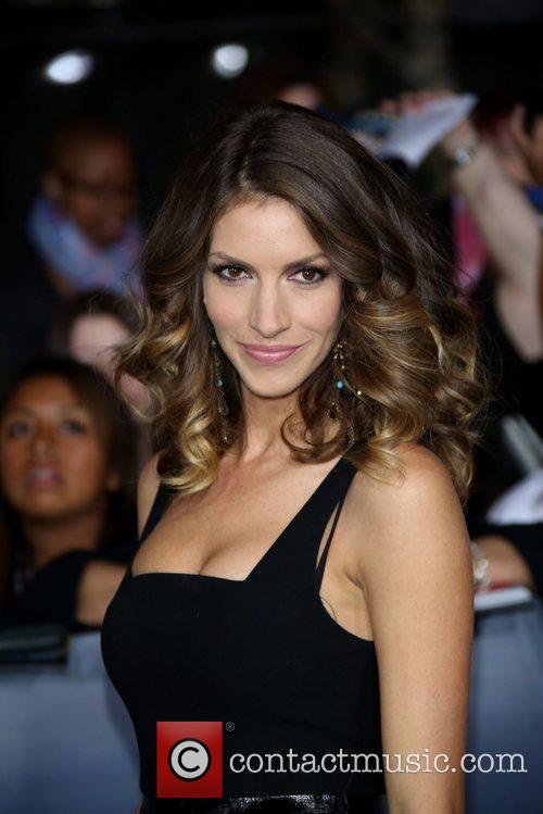 Actress Dawn Olivieri