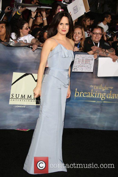 actress elizabeth reaser the premiere of the 5949816