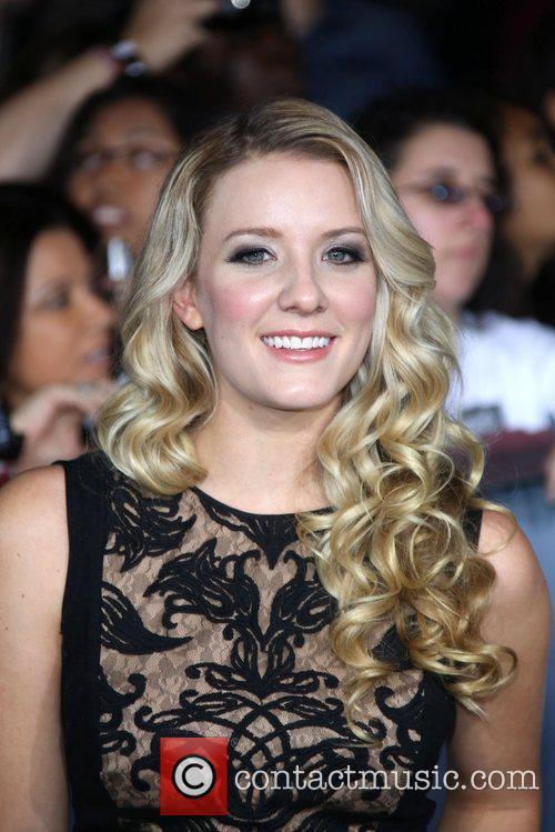 Actress Kristen Qunitrall