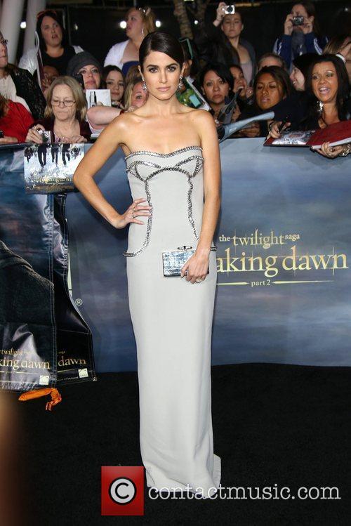 Actress Nikki Reed 2