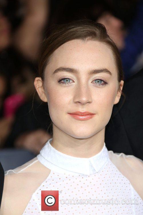 Actress Saoirse Ronan 1