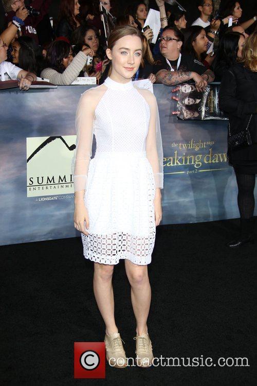 Actress Saoirse Ronan 2