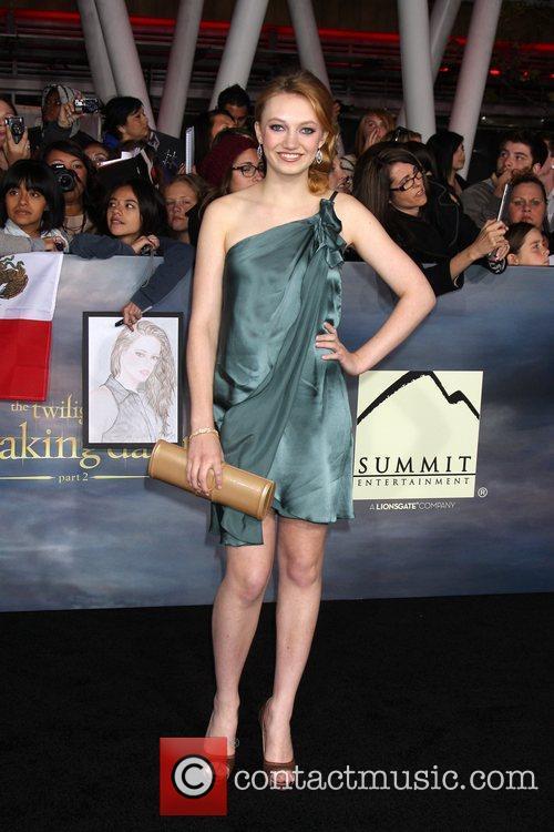 Jacqueline Emerson  The premiere of 'The Twilight...