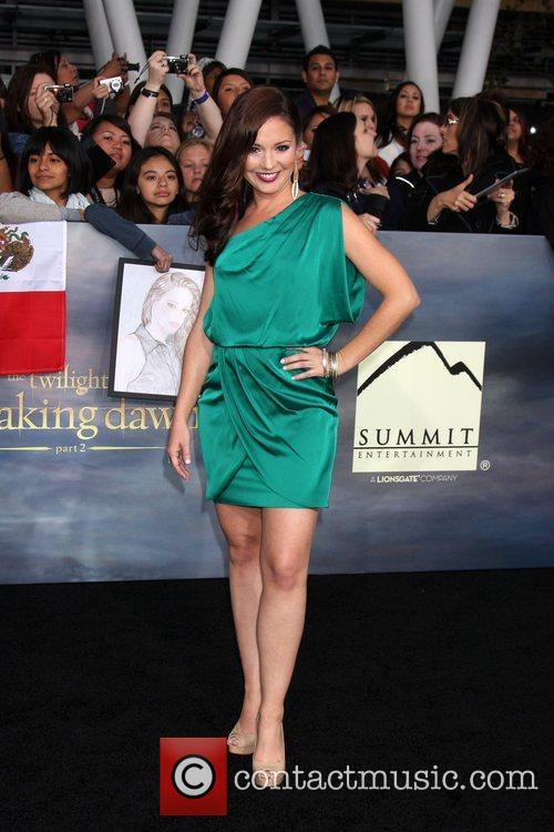 Janelle Froehlich  The premiere of 'The Twilight...