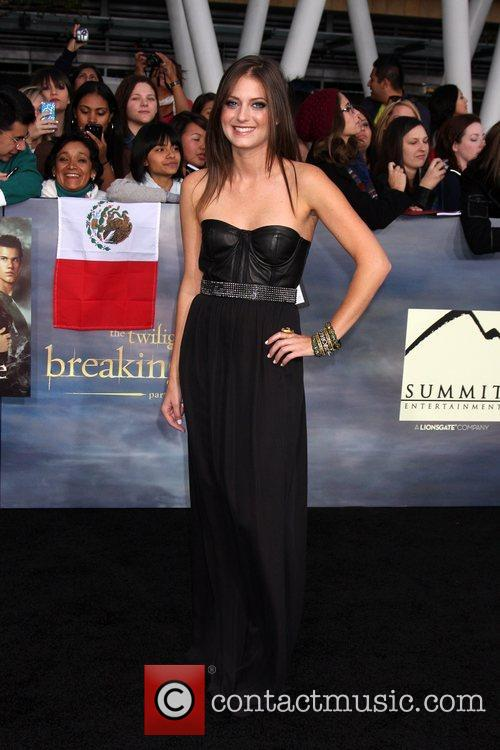 Justine Wachsberger  The premiere of 'The Twilight...