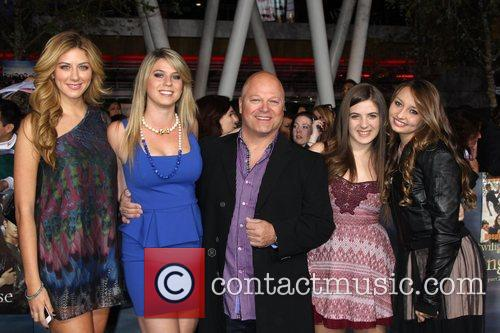 Michael Chiklis  The premiere of 'The Twilight...