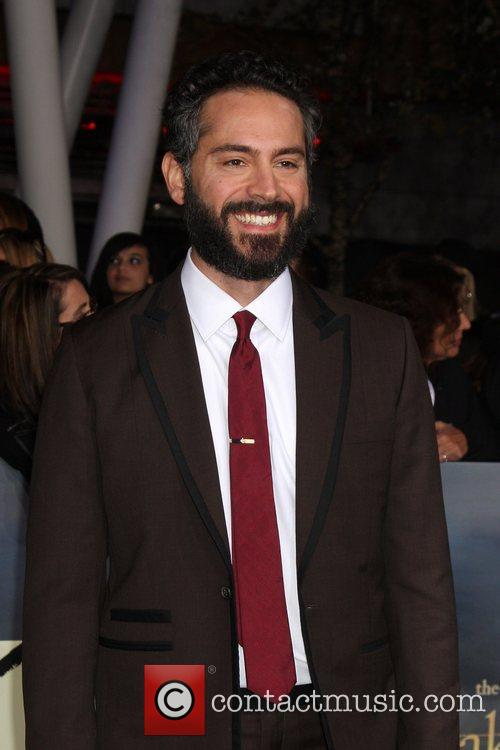 Omar Metwally  The premiere of 'The Twilight...