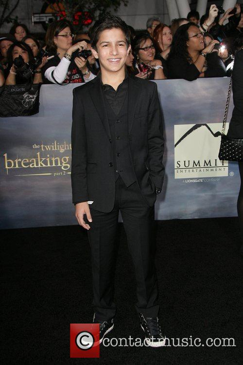 aramis knight the premiere of the twilight 5949906