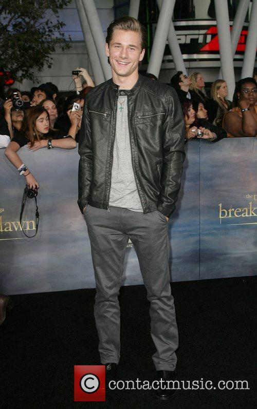 Luke Benward The premiere of 'The Twilight Saga:...