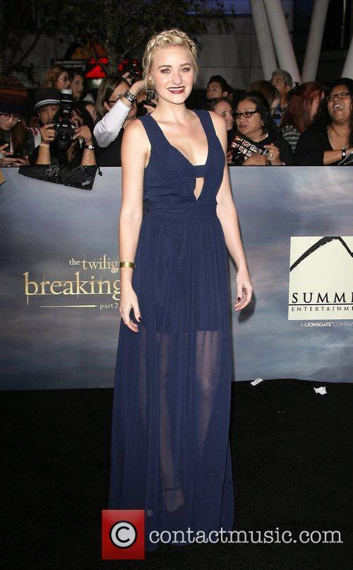 AJ Michalka The premiere of 'The Twilight Saga:...