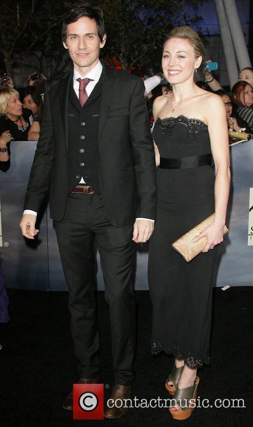 Cristian Camargo The premiere of 'The Twilight Saga:...