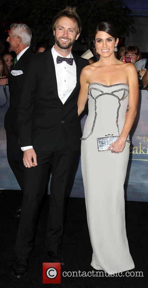 Nikki Reed and Paul Mcdonald 10