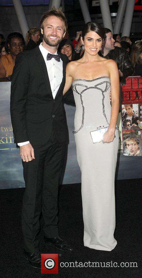 Nikki Reed and Paul Mcdonald 6