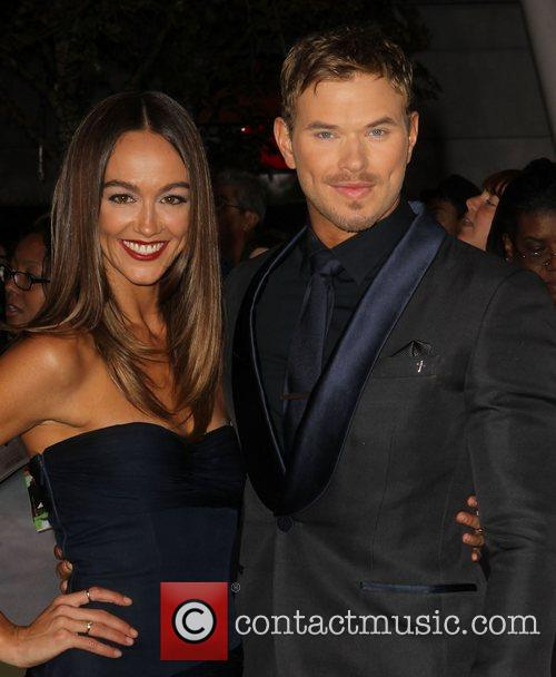 Sharni Vinson and Kellan Lutz 2