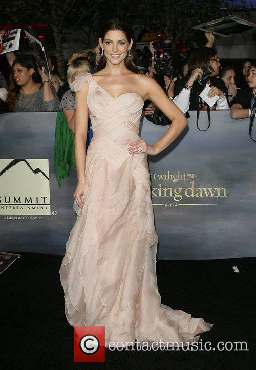 Ashley Greene Breaking Dawn 2 Premiere