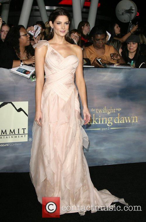 Ashley Greene The premiere of 'The Twilight Saga:...