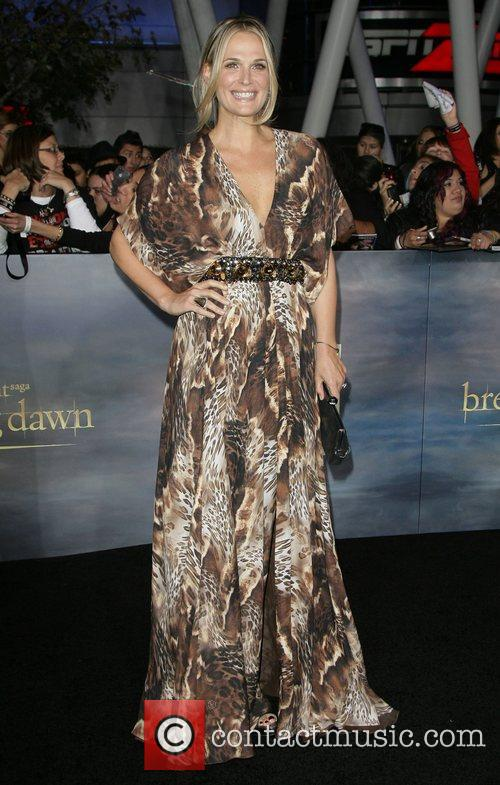 The premiere of 'The Twilight Saga: Breaking Dawn...