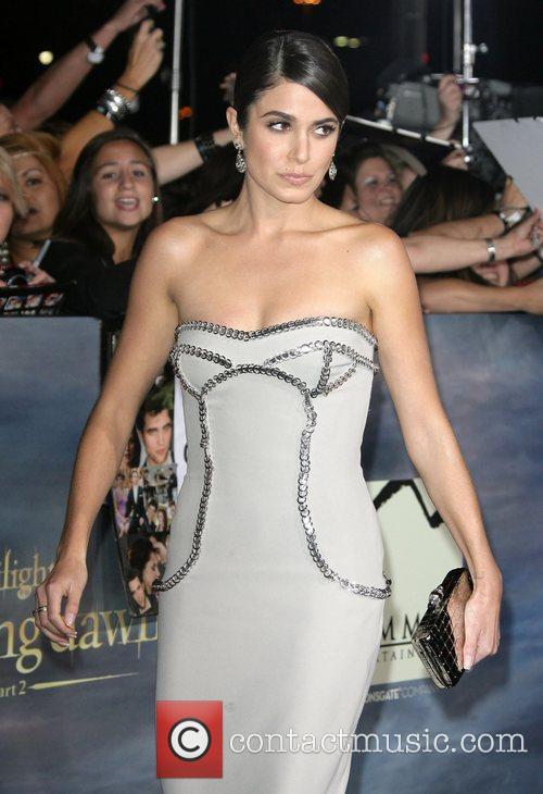 Nikki Reed The premiere of 'The Twilight Saga:...