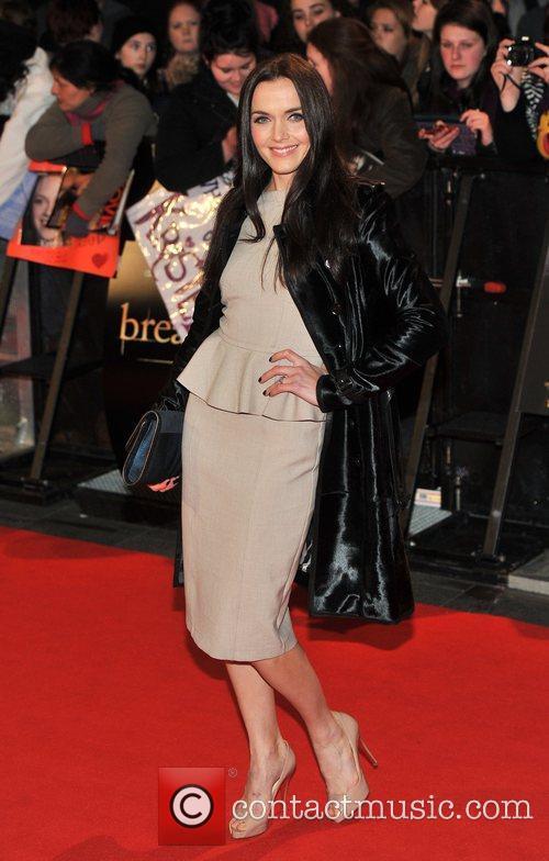 Victoria Pendleton The Twilight Saga: Breaking Dawn 2...