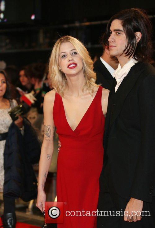 Peaches Geldof and Tom Cohen 10