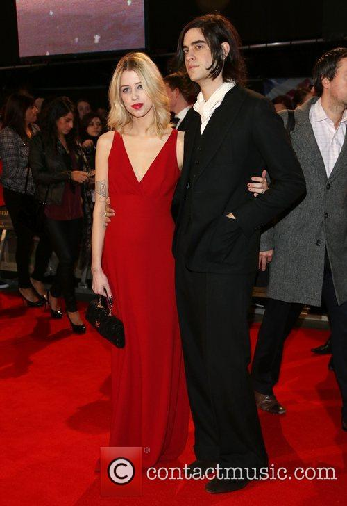 Peaches Geldof and Tom Cohen 11