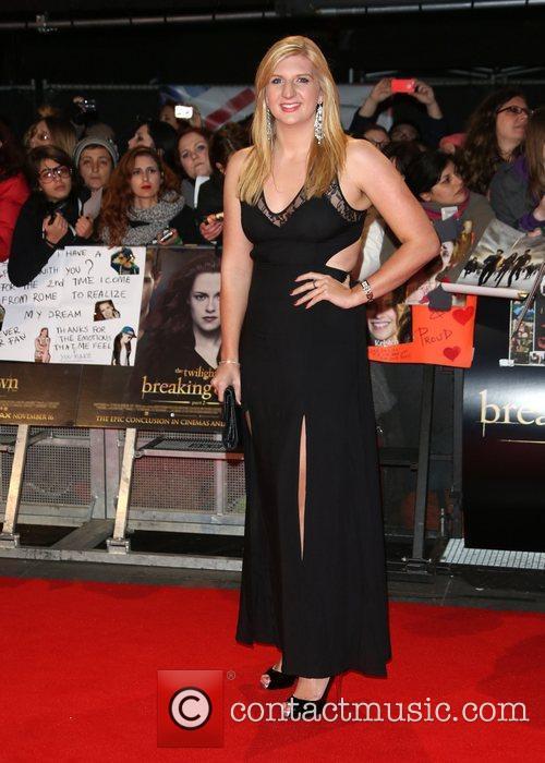 Rebecca Adlington The Twilight Saga Breaking Dawn Part...