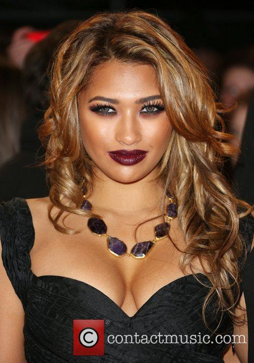Vanessa White and The Saturdays 4