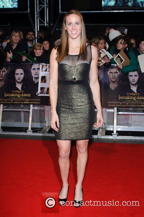Helen Glover The premiere of 'The Twilight Saga:...
