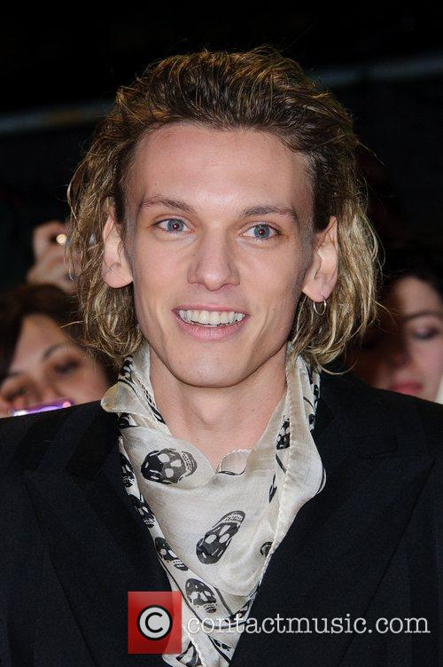 Jamie Campbell Bower Breaking Dawn Part 2 London Premiere