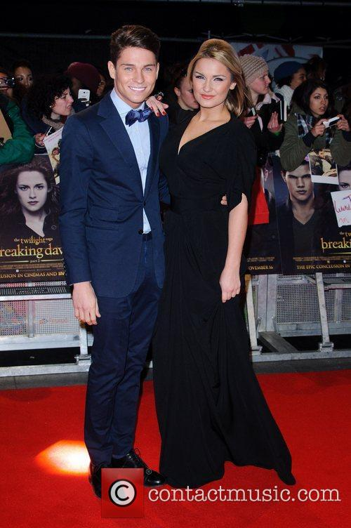 Joey Essex and Sam Faiers 5