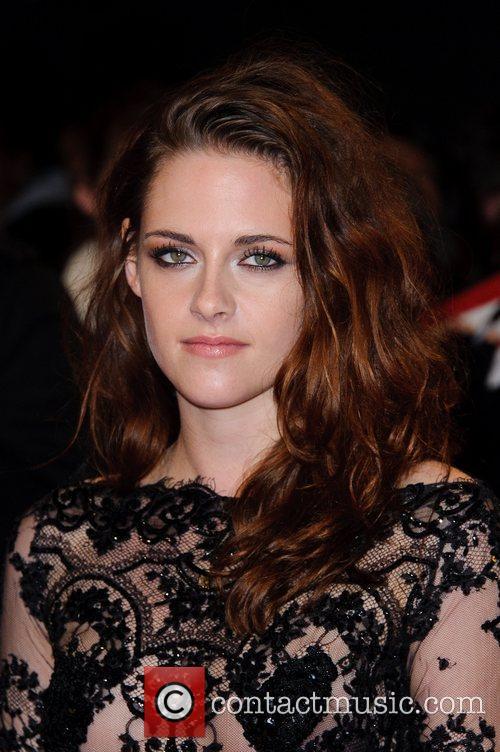 Kristen Stewart Breaking Dawn - Part 2 London Premiere
