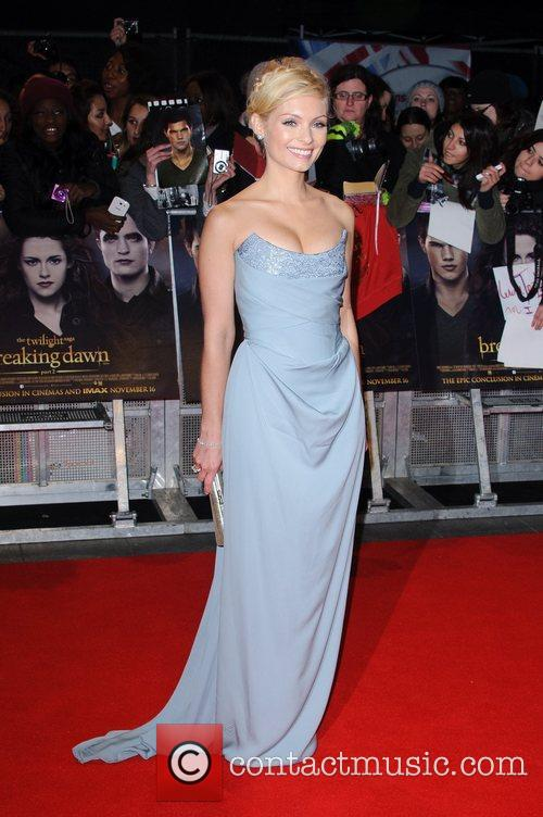 MyAnna Buring The premiere of 'The Twilight Saga:...