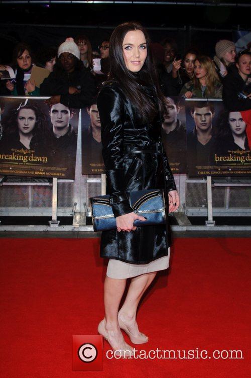 Victoria Pendleton The premiere of 'The Twilight Saga:...