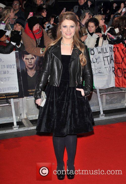 Ella Henderson The Twilight Saga: Breaking Dawn 2...