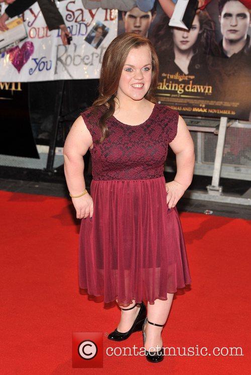 Ellie Simmonds The Twilight Saga: Breaking Dawn 2...