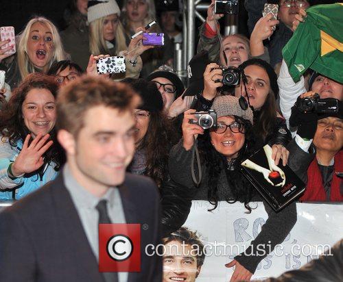 Kristen Stewart, Robert Pattinson, Taylor Lautner The Twilight...