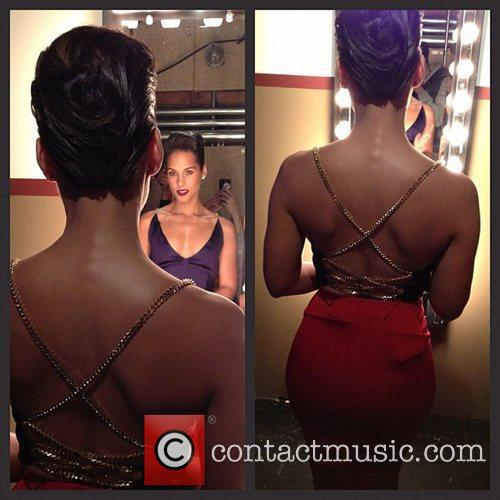 Alicia Keys, Instagram, Hanging, Tune, Maybe