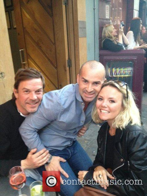 Louie Spence tweets this pic with the caption,'A...