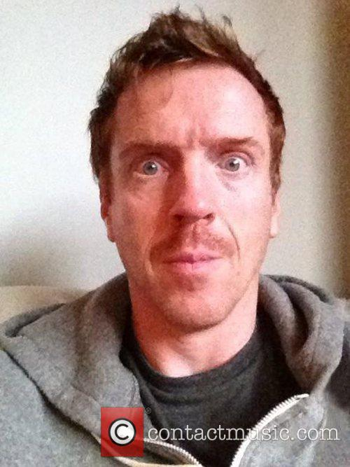 Damian Lewis posted this image of himself on...