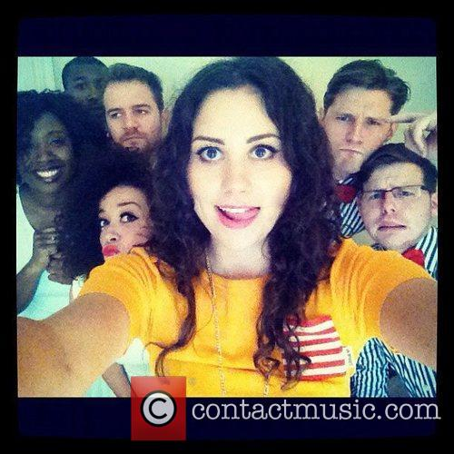 Eliza Doolittle posted this image to her twitter...