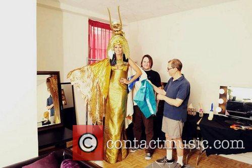 Heidi Klum, One, Halloween, Here and Cleopatra 1