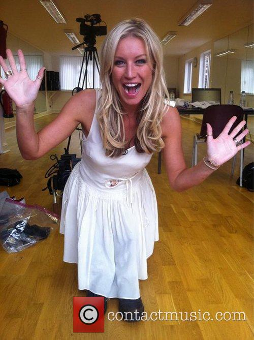 Posted this image of Denise van Outen on...