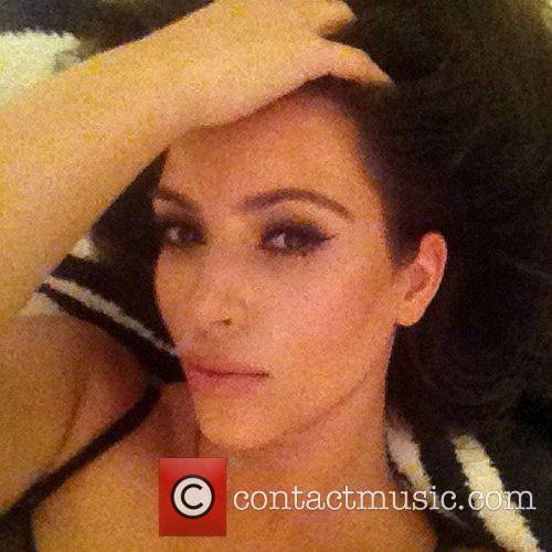 Kim Kardashian Instagram pic