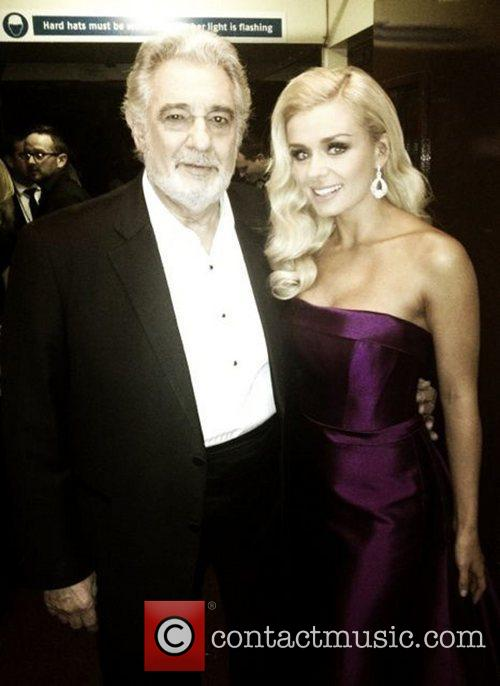 Katherine Jenkins has posted this image on Lockerz...